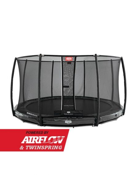 BERG InGround Elite 380 + Safety Net Deluxe